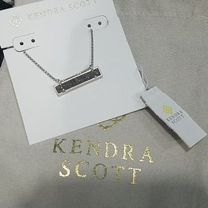 Kendra Scott leanor rhd 979 necklace nwt